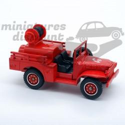 Dodge 4x4 Pompiers - Solido...