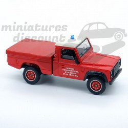 Land Rover Pompiers SDIS -...