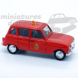 Renault 4L Pompiers -...