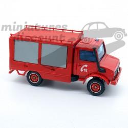 Mercedes Unimog - Pompiers...