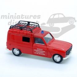 Renault 4L Pompiers...