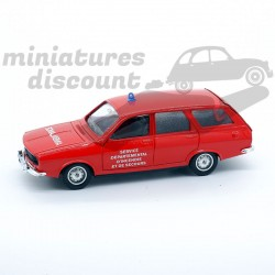 Renault 12 Pompiers Break -...