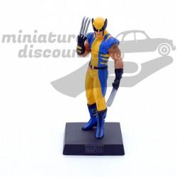 Wolverine Figurine en Métal...