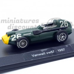 Vanwall VW57 de 1957 -...