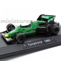 Tyrrell 012 de 1983 -...