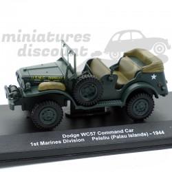 Dodge WC57 Command Car 1ere...