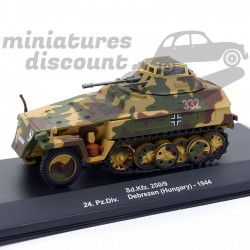 Sd Kfz 250/9 24 Pz Div...