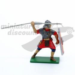 Soldat Romain attaquant...