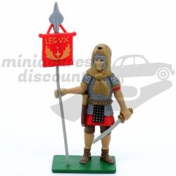 Soldat Romain avec peau de...