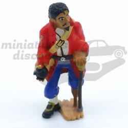 Figurine de Pirate Jambe de...
