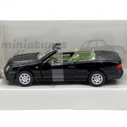 Mercedes CLK Cabrio -...