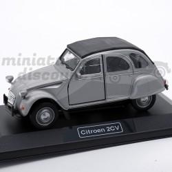 Citroën 2CV - 1/32ème Grise...