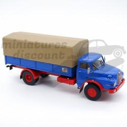 Camion Baché MAN 13 168H -...