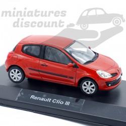 Renault Clio - 1/43ème en...