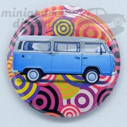 Volkswagen Combi bleu...