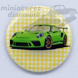 Porsche 911 GT3 RS verte -...