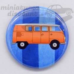 Volkswagen Combi (orange) -...