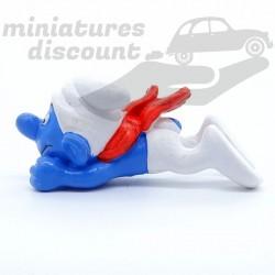 Figurine Schtroumpf Rampant...
