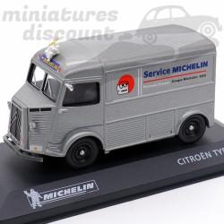 Citroen HY Michelin - 1/43ème