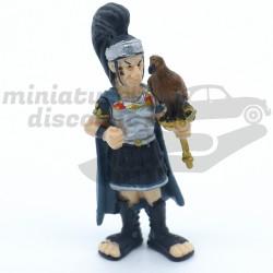 Soldat Romain avec Oiseau...