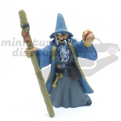 Figurine de Druide, Mage,...