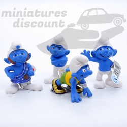 Promo ! Lot de 4 Figurines...