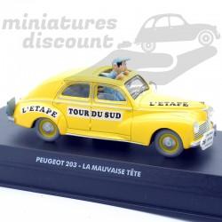 """Peugeot 203 """"La Mauvaise..."""
