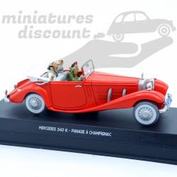 "Mercedes 540K ""Panade à..."
