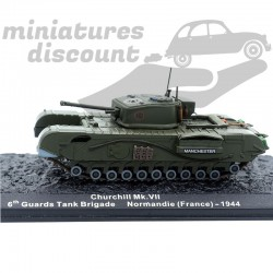 Tank Churchill Mk.VII -...