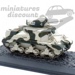 Tank M3 Grant MK.1 - Libye...