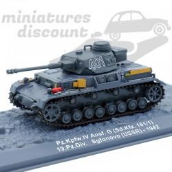 Tank Pz.Kpfw.IV Ausf. G...