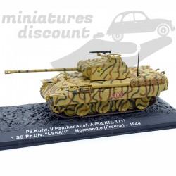 Tank Pz.Kpfw. V Panther...