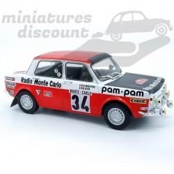 Simca 1000 - Monte Carlo -...