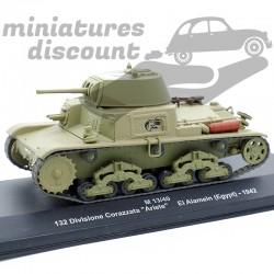 Tank M 13/40 132 Divisione...