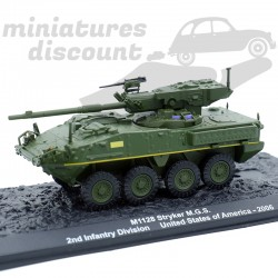 Tank M1128 Stryker M.G.S -...