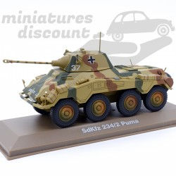 Tank SdKfz 234/2 Puma -...