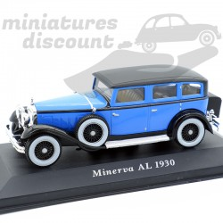 Minerva AL 1930 - 1/43ème...
