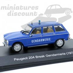Peugeot 204 Break de la...