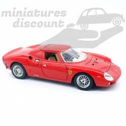 Ferrari 250 LM - 1/18ème -...