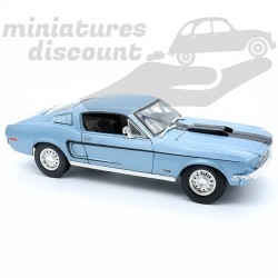Ford mustang 1968 - 1/18ème