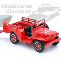 Dodge 4x4 - Solido -...