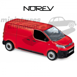 Citroen Jumpy 2016 Rouge -...