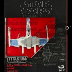 X-Wing de la Résistance -...
