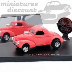 """Willys Coupe 1941 """"Hot Rod""""..."""