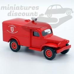 Dodge WC54 Pompiers -...