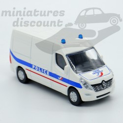 Renault Master Police...