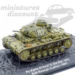 Tank Pz.Kpfw III Ausf G -...