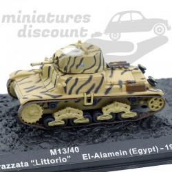Tank M13/40 - Egypte 1942 -...