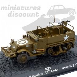 Tank M21 - Allemagne 1945 -...