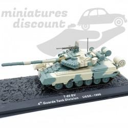 Tank T-80 BV - URSS 1990 -...